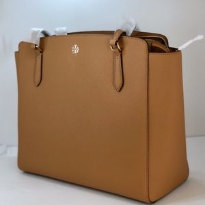 ✨Tory Burch EMERSON TOP ZIP TOTE✨(!BRAND NEW!)